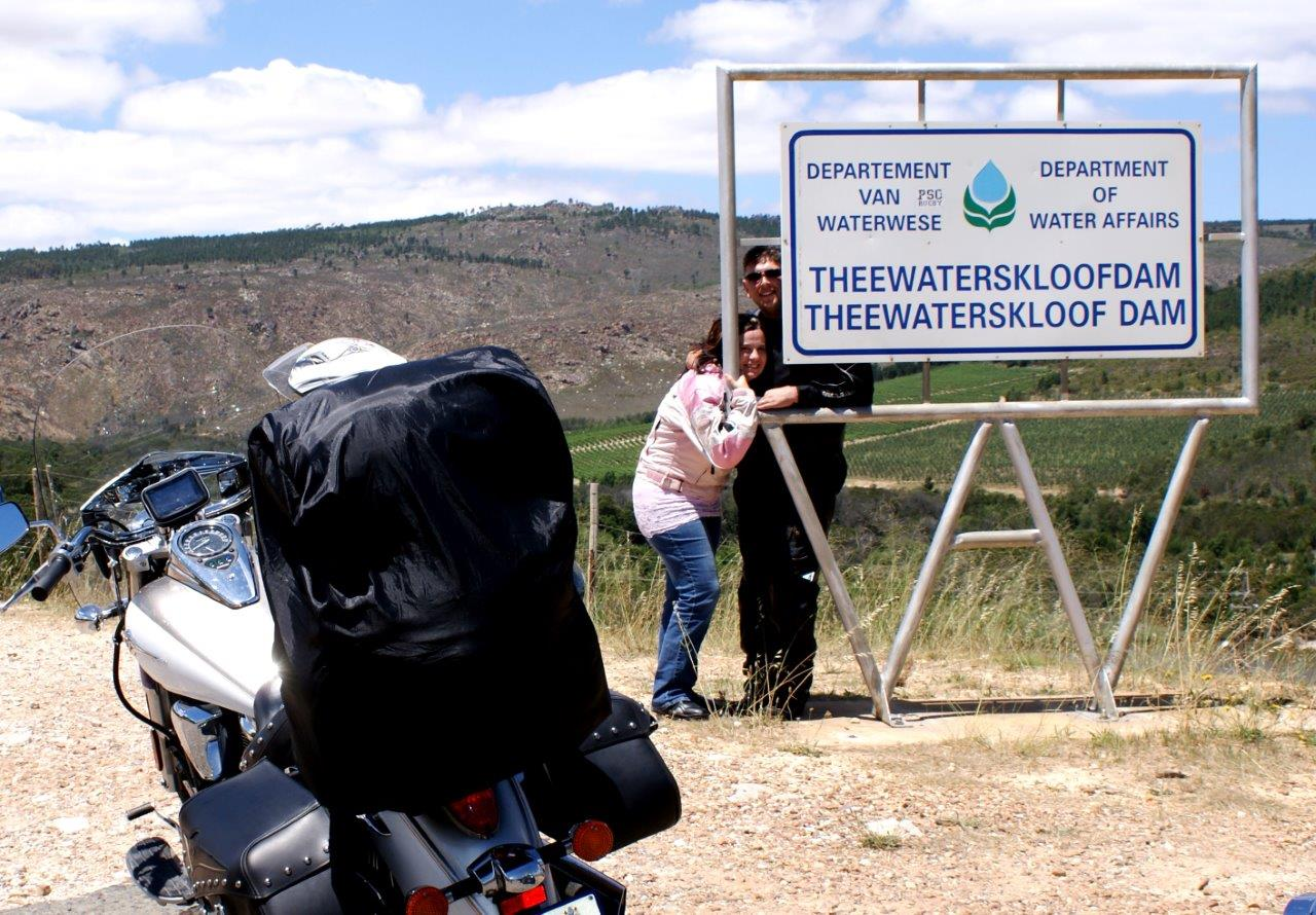 Point 5 - Theewaterskloof Dam