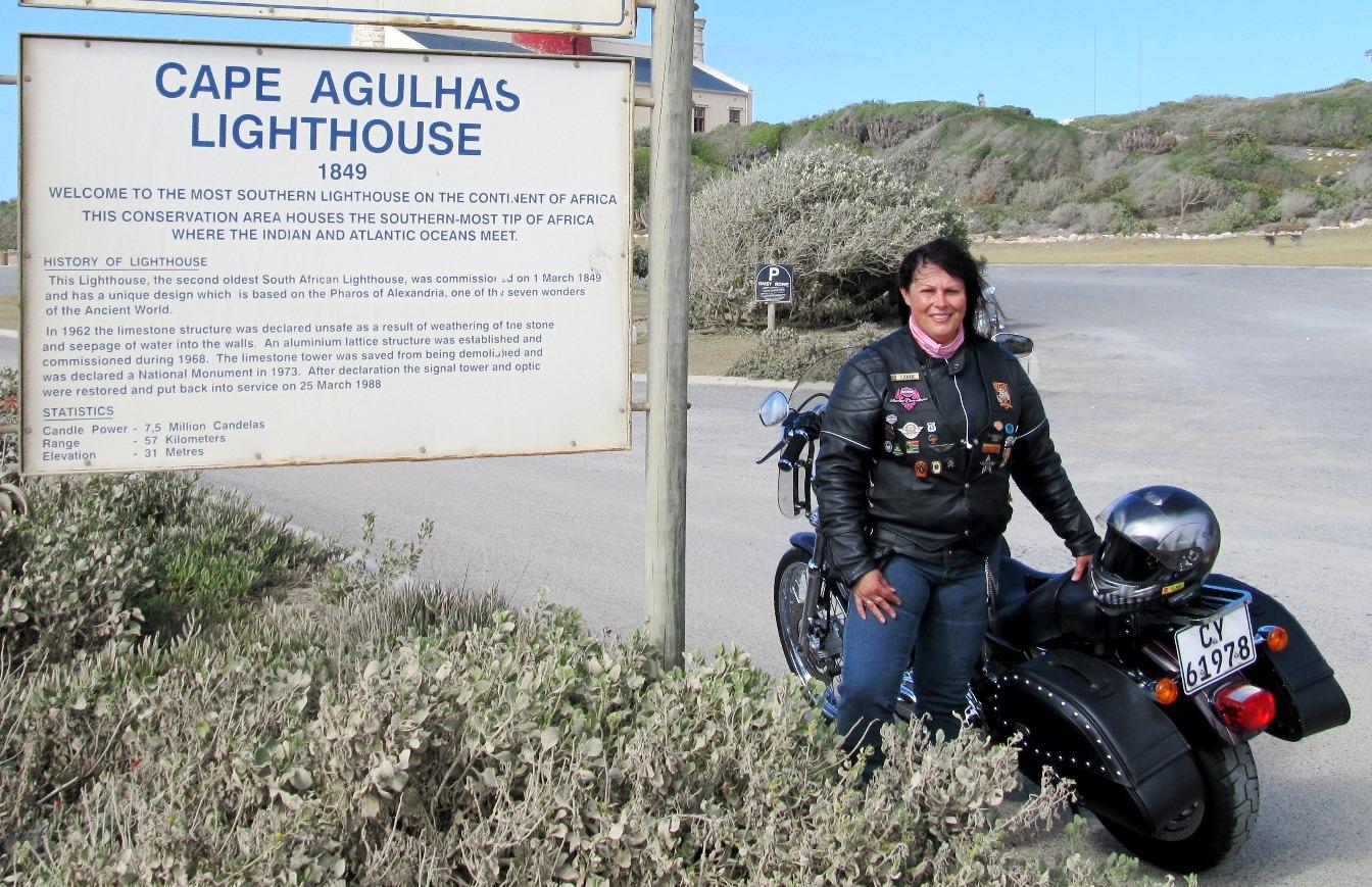 Cape Agulhas - Carol Defty