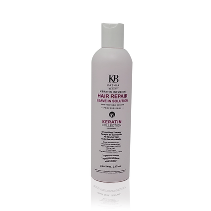 Infusion Hair Repair Leave in solution 237ml by Kashia Beauty