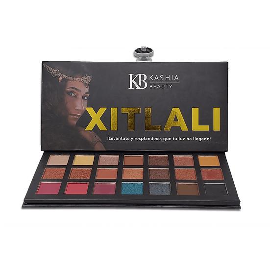 Mineral Eyeshadow Xitlali Palette by Kashia Beauty