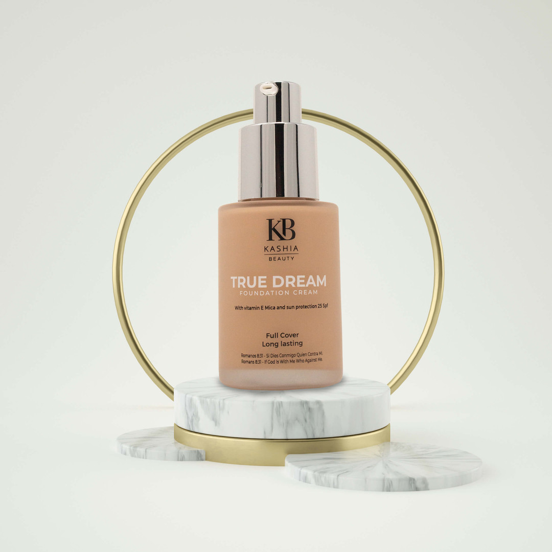 Full Cover Liquid Foundation Mica Minera