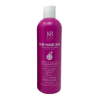 Argan The Hair Joy Shampoo 500ml  by Kashia Beauty