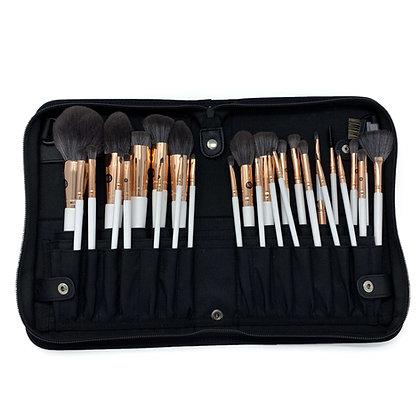 Makeup brushes Professional set de 29 pieces by Kashia Beauty
