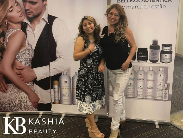 Talleres Kashia Beauty