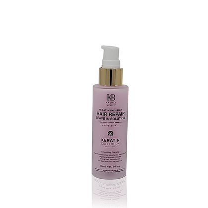 Infusion Hair Repair Leave in Solution 60ml by Kashia Beauty