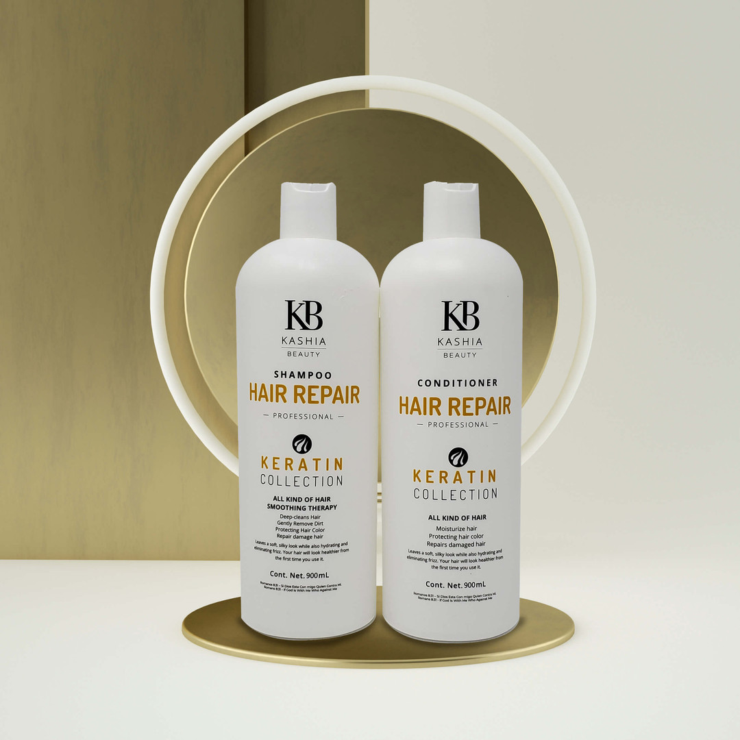 Hair Repair Shampoo & Conditioner by Kas