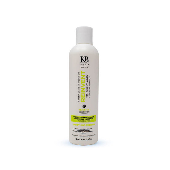 Keratin Leave in Treatment Reinvent 237ml by Kashia Beauty