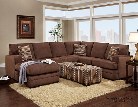 HILLEL SECTIONAL CHOCOLATE