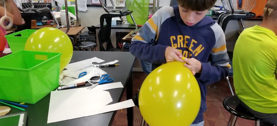 STEM Motion camp