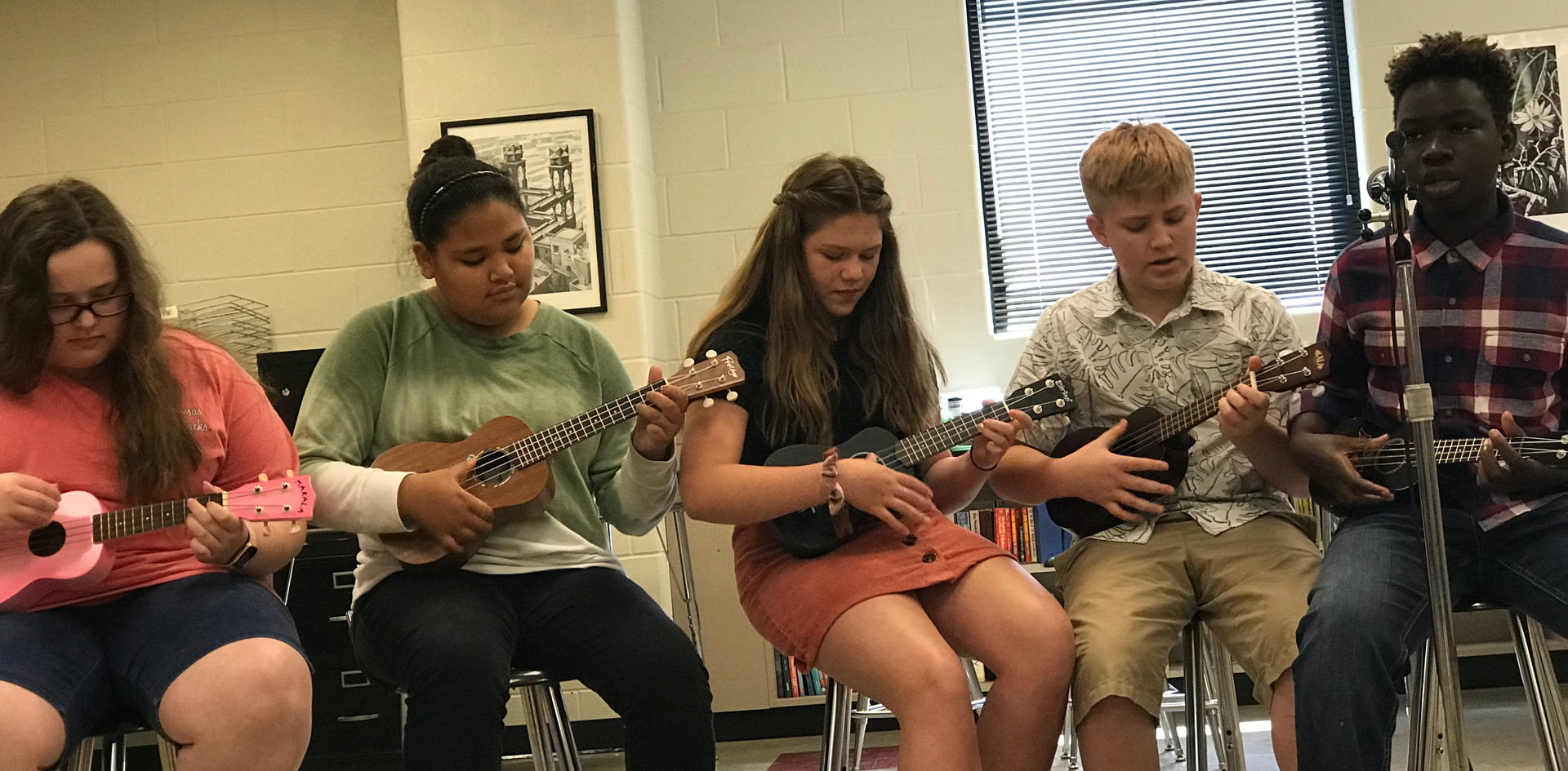 Old Town Road on the Ukulele