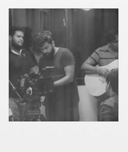 "Behind the scenes of ""Soya Awa"""