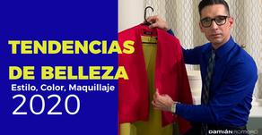 CONOCE LAS TENDENCIAS DE BELLEZA PARA ESTE AÑO/ 2020