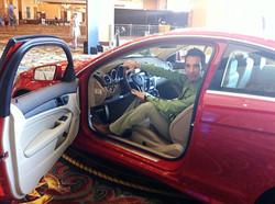Damian Romero - Mustang