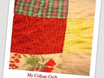 Memories Come With Quilts