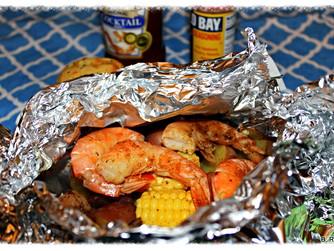 Shrimp Boil Made Easy