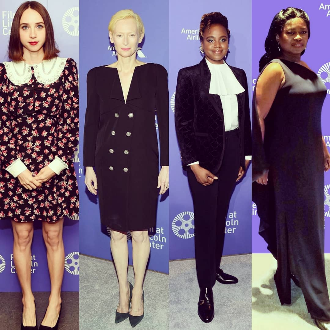 Celebrities at Film at Lincoln Center 50