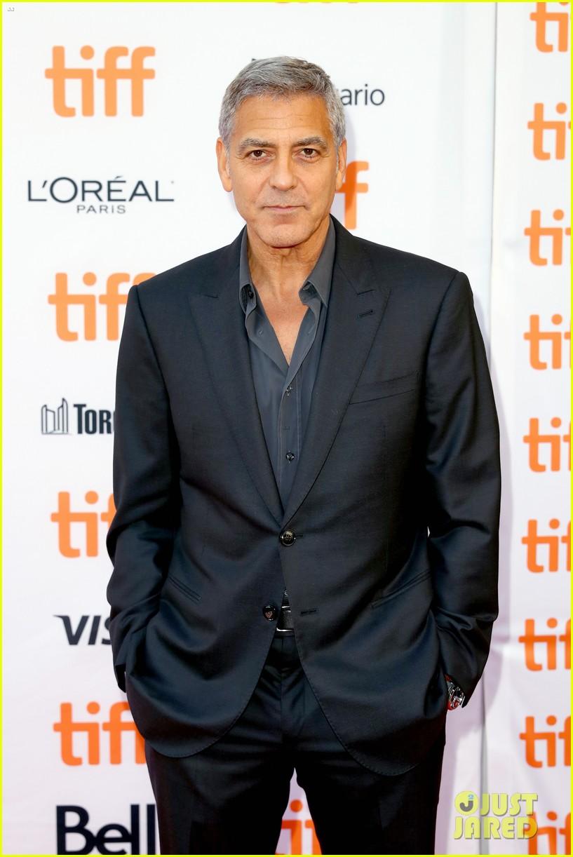 George Clooney TIFF 2017 Suburbicon