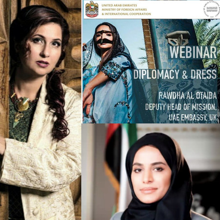 The Zay Initiative's Fashion and Diplomacy Series Shatters Misconceptions