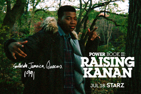 Power Book III: Raising Kanan —The Coming of Age Prequel  Continues With Tony® Winner Patina Miller