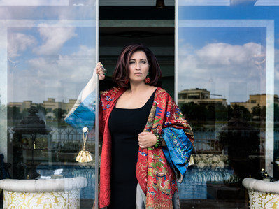 Dr. Reem El Mutwalli on Empowering Cross-Cultural Dialogue Through Fashion