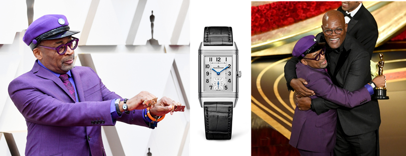 Spike Lee in JAEGER-LECOULTRE Oscars 201