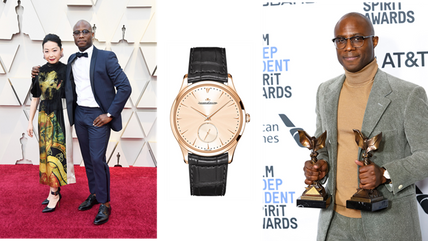 JAEGER-LECOULTRE: BEST CHOICE AT THE 91ST ACADEMY AWARDS
