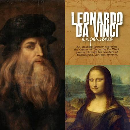 Leonardo Da Vinci Museo with The Vatican's Giuseppe Tedeschi