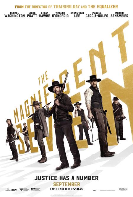 Denzel Washington and Chris Pratt Arrive at Venice Film Festival for Magnificent Seven