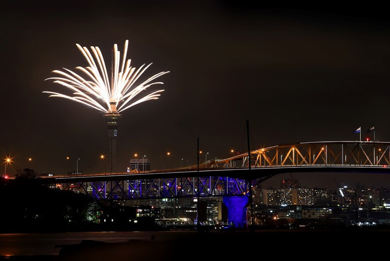 Auckland Ready for New Year's Eve