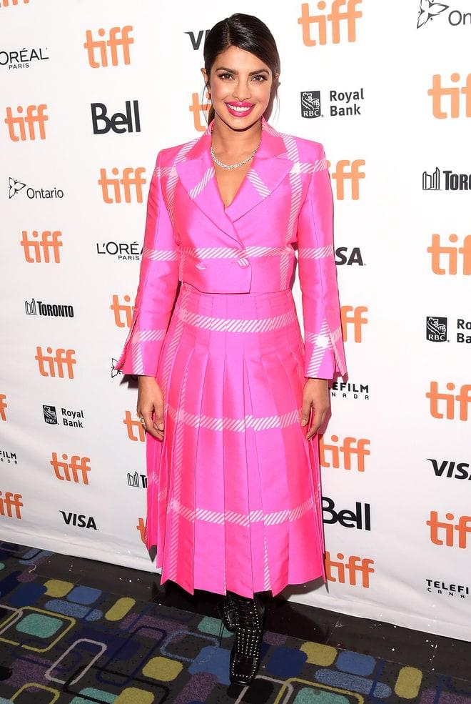 Priyanka Chopra at Toronto Film Festical 2017