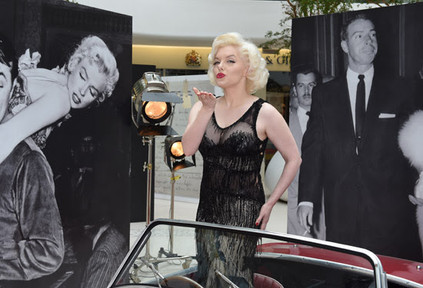 Marilyn Monroe: The Legacy of a Legend Exhibition