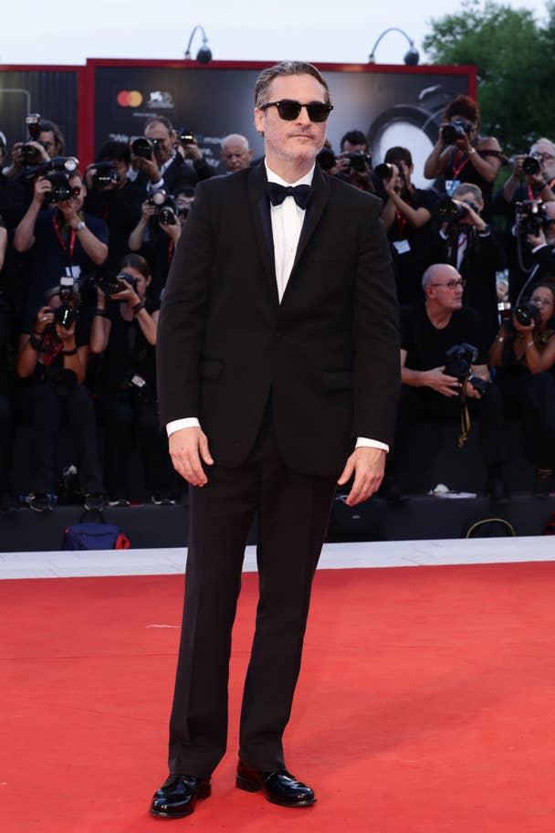 Joaquin PhoenixVenice Film Festival 2019