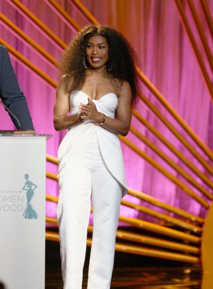 Angela Basset Black Women in Hollywood Luncheon 2018