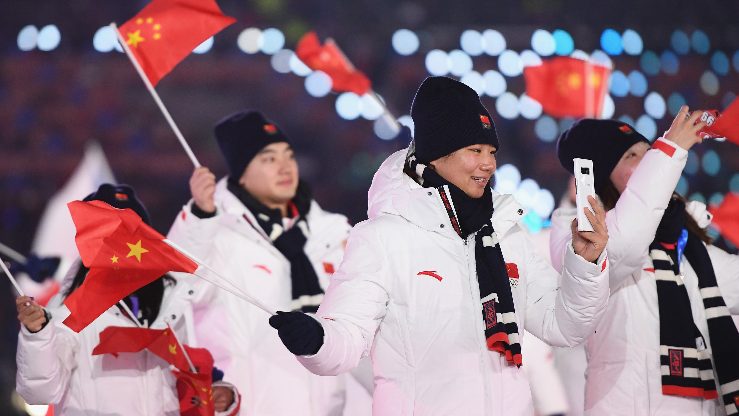 Winter Olympic Games 2018 1