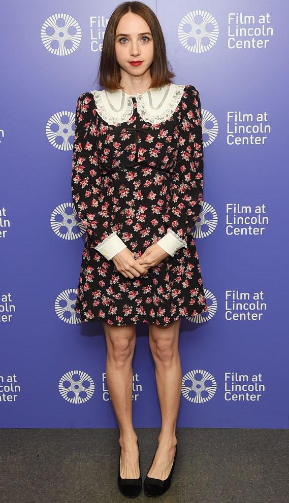 Zoe Kazan Film Society of Lincoln Center