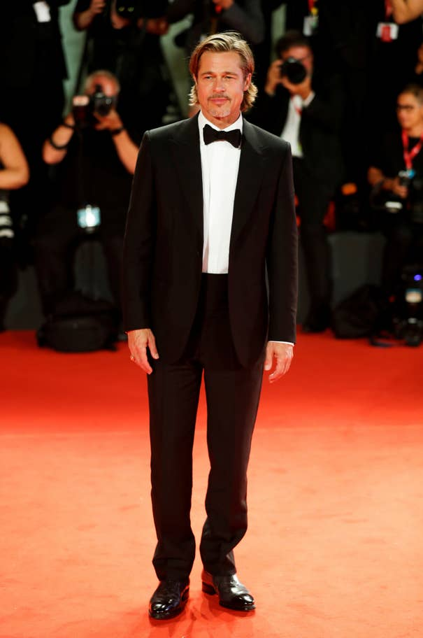 Brad Pitt Venice Film Festival 2019