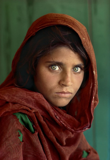 Steve McCurry photography exhibition in NYC.