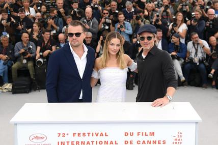 Brad Pitt Member of the Breitling Cinema Squad