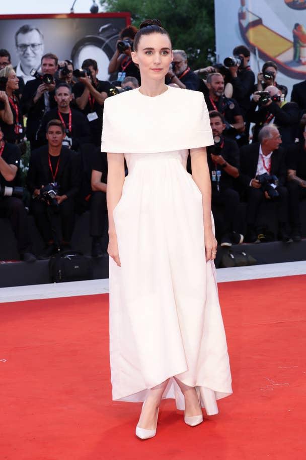 Rooney Mara Venice Film Festival 2019