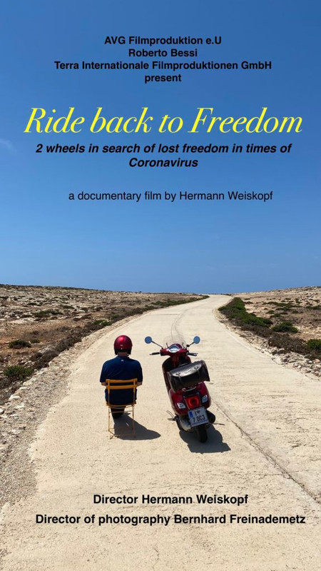 Ride Back to Freedom Premiere's During 78th Venice Film Festival