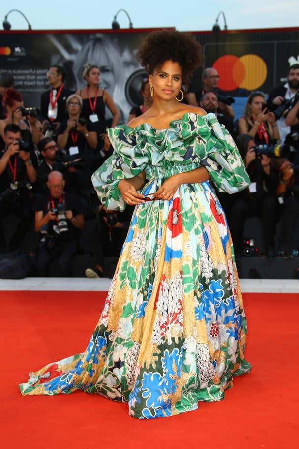 Zazie Beetz Venice Film Festival 2019