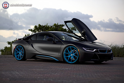 BMWi8, The Most Progressive Sport Car