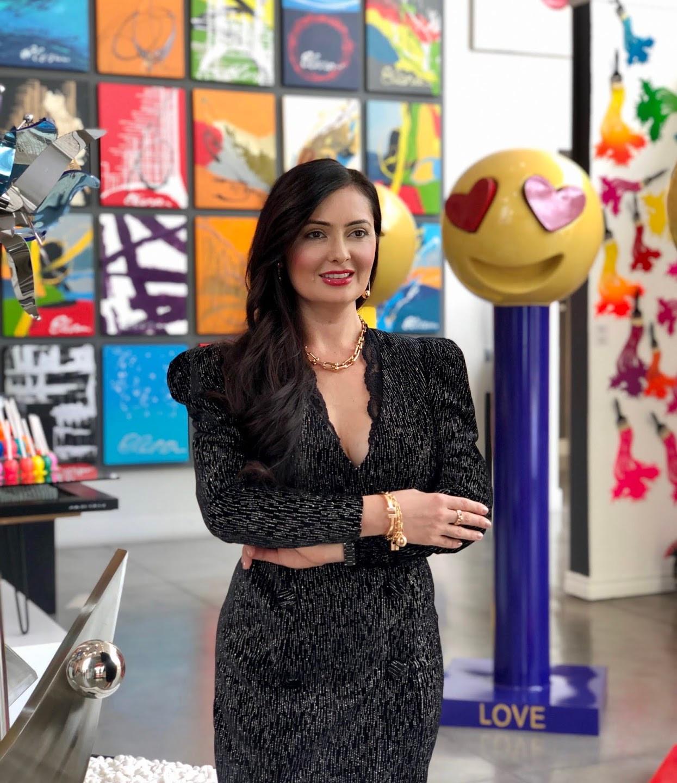Elena Bulatova Art Profile