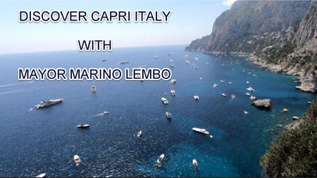 Capri Mayor Marino Lembo on How Early Safety Measures Led to Successful Tourist Season