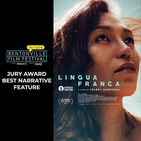 The Bentonville Film Festival 2020 Selects It's Winners