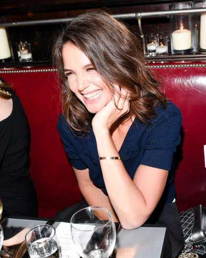 Katie Holmes at Artists Dinner hosted by Chanel