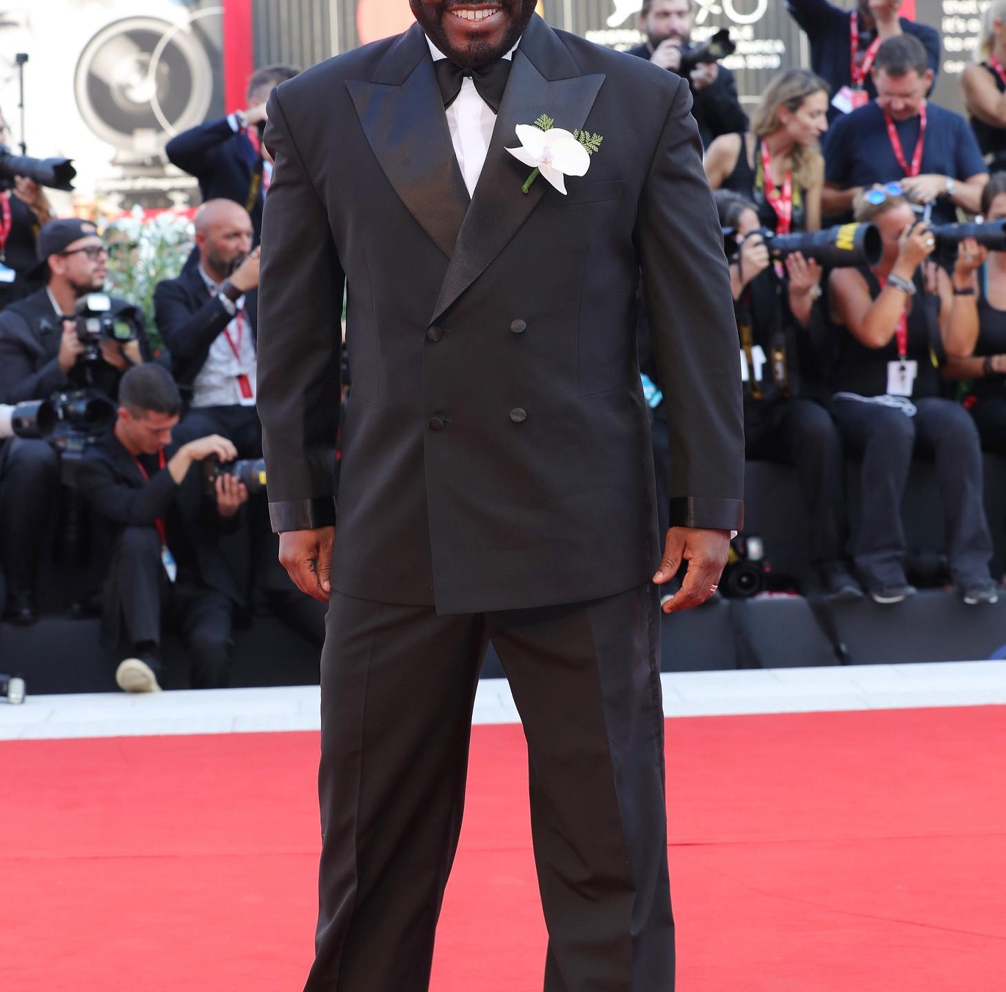 Franklin Eugene at Venice Film Festival