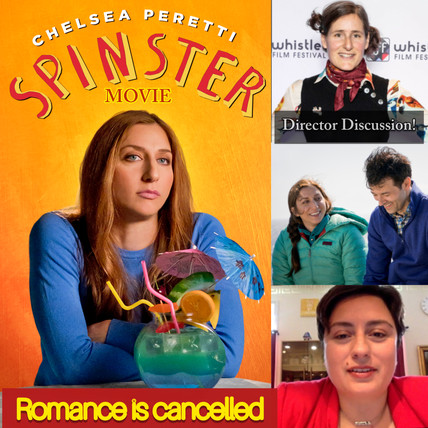Spinster, The Movie Explores Finding Mr, Right