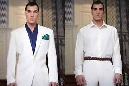 Franklin Eugene: A Cut Above Milan Men's Fashion Week SS17