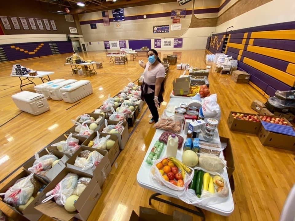 Navajo&Hopi Families COVID-19 Relief Utah Team Lead, Shandiin Herrera